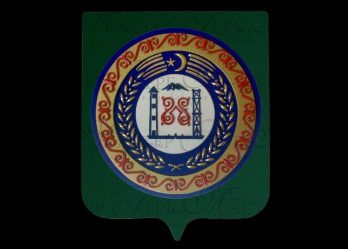 герб чечни